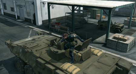Metal Gear Solid V Ground Zeroes 3