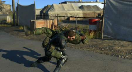 Metal Gear Solid V Ground Zeroes 5