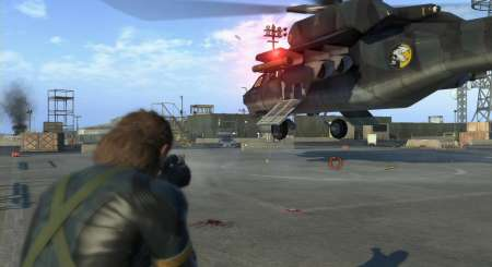 Metal Gear Solid V Ground Zeroes 7