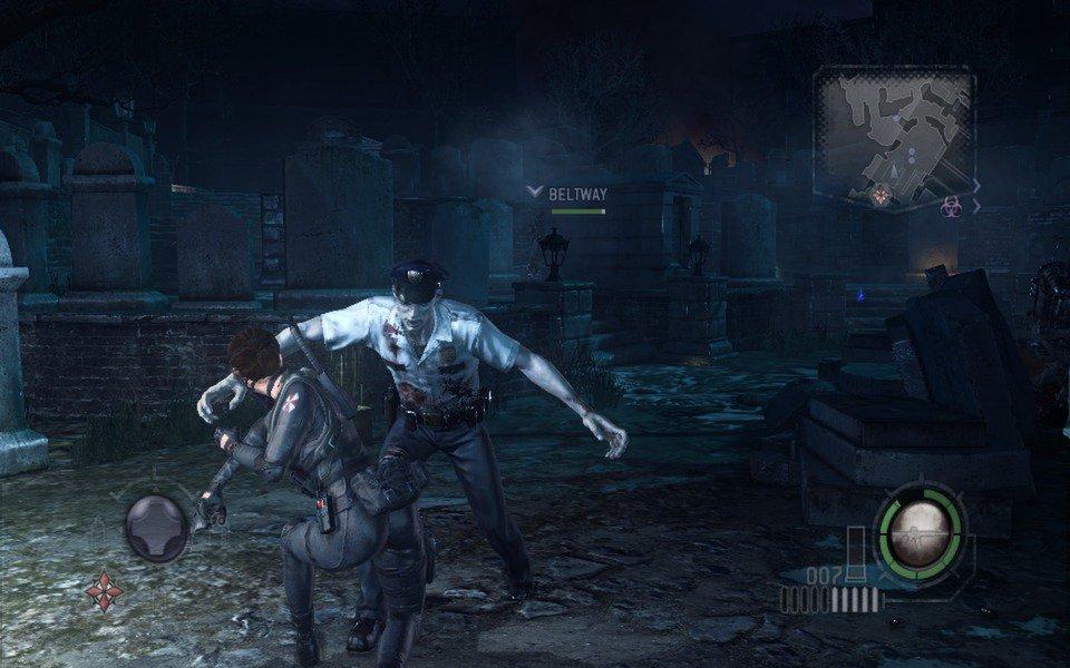 Resident Evil Operation Raccoon City 6