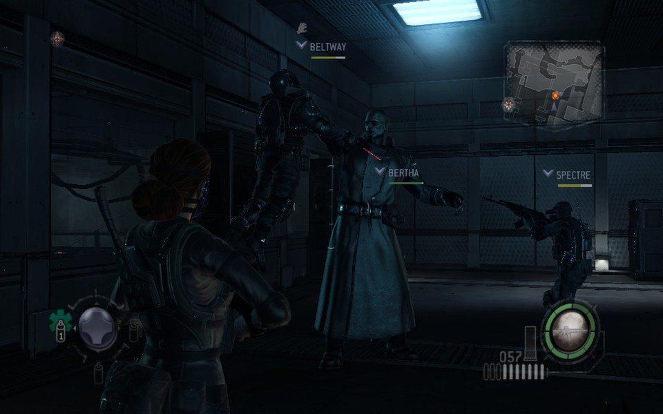 Resident Evil Operation Raccoon City 7
