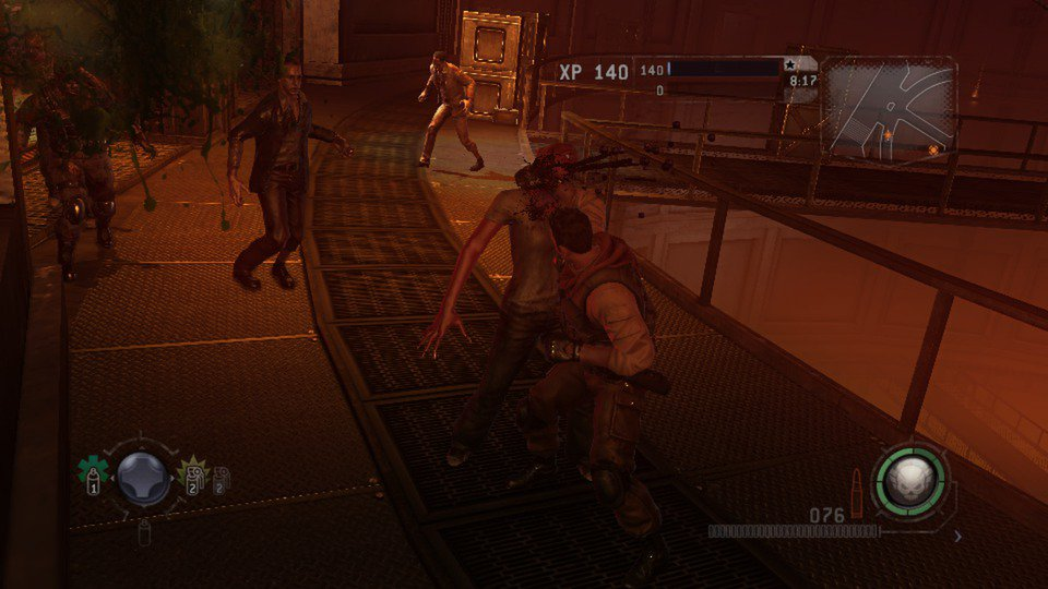 Resident Evil Operation Raccoon City 8