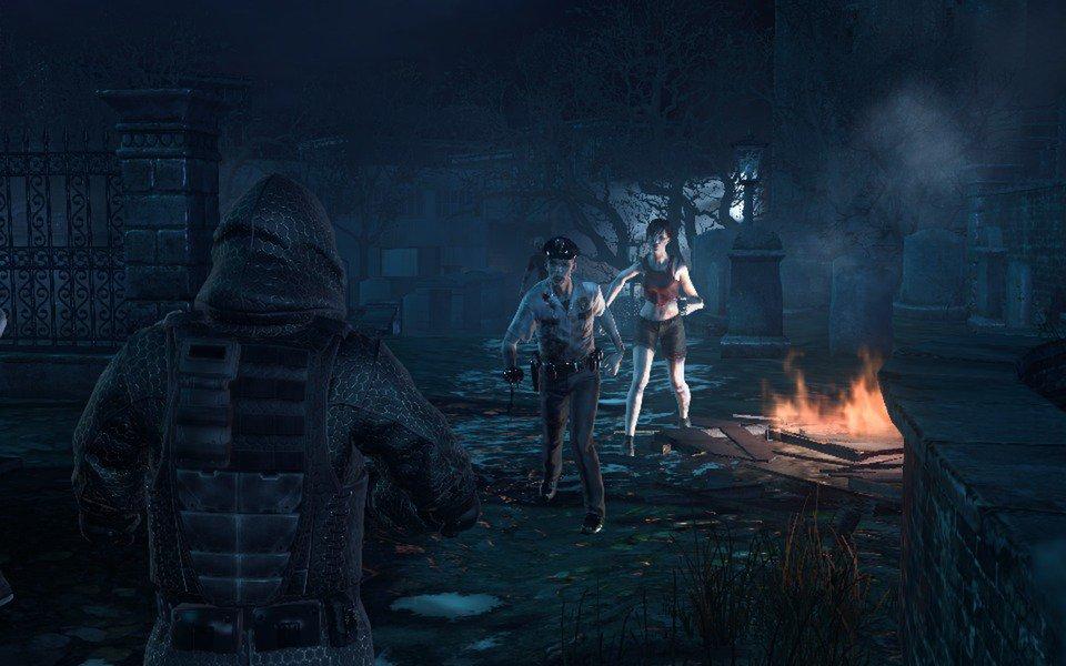 Resident Evil Operation Raccoon City 9