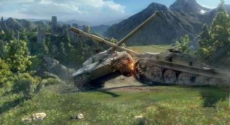 World of Tanks 1250 Gold + Jagdtiger tank + 7 Days Premium 1
