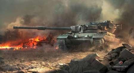 World of Tanks 1250 Gold + Jagdtiger tank + 7 Days Premium 2