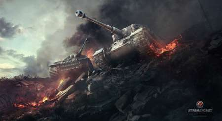 World of Tanks 1250 Gold + Jagdtiger tank + 7 Days Premium 3
