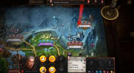 Zaklínač, The Witcher Adventure Game 1