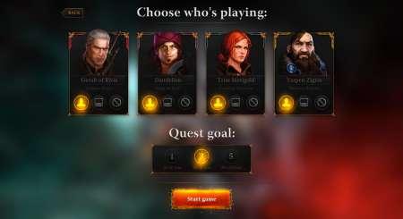 Zaklínač, The Witcher Adventure Game 18