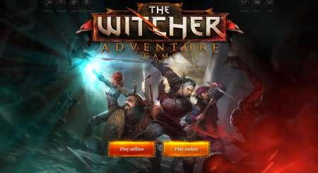 Zaklínač, The Witcher Adventure Game 19