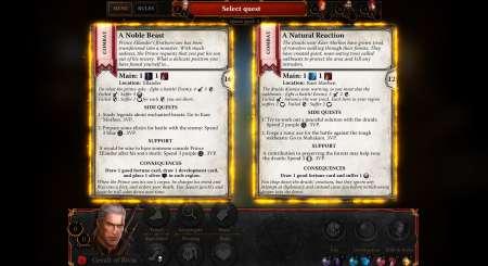 Zaklínač, The Witcher Adventure Game 2