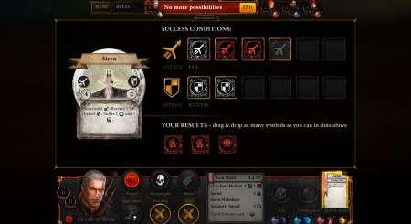 Zaklínač, The Witcher Adventure Game 4