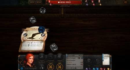 Zaklínač, The Witcher Adventure Game 7