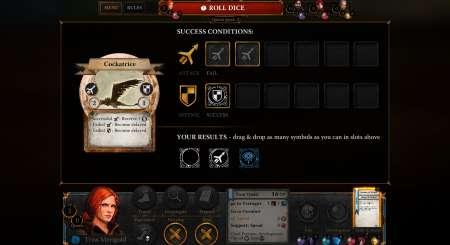Zaklínač, The Witcher Adventure Game 8