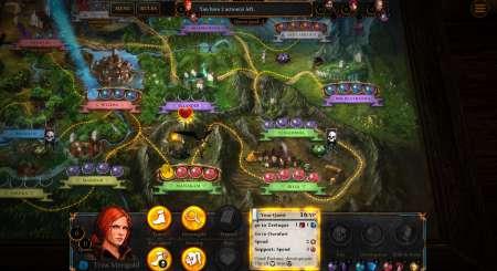 Zaklínač, The Witcher Adventure Game 9