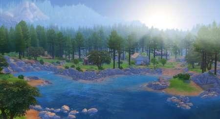 The Sims 4 Únik do přírody 1