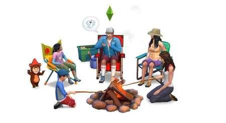 The Sims 4 Únik do přírody 2