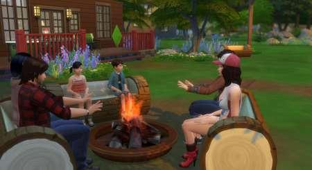 The Sims 4 Únik do přírody 4