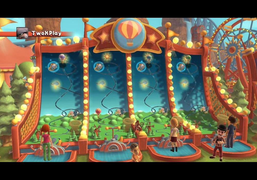 Carnival Games In Action Xbox 360 1568