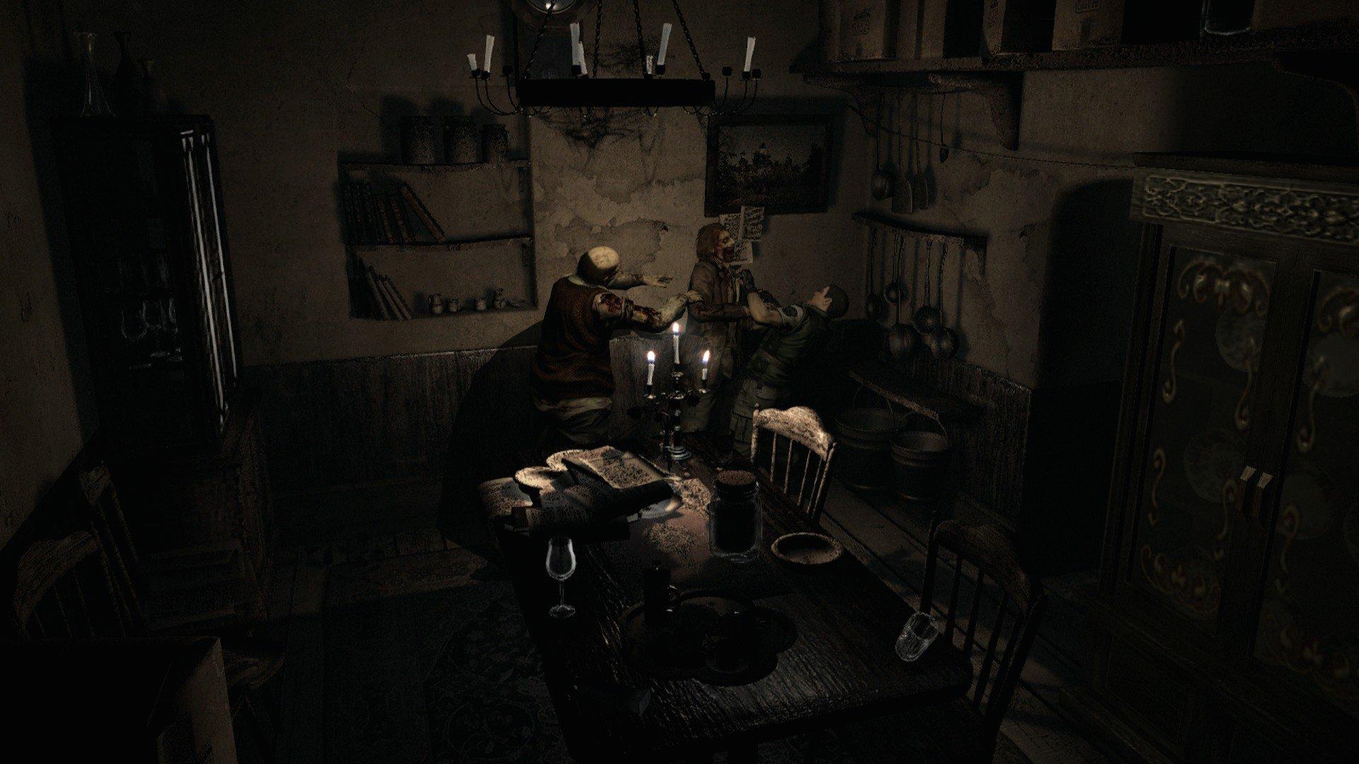 Resident Evil HD REMASTER 6