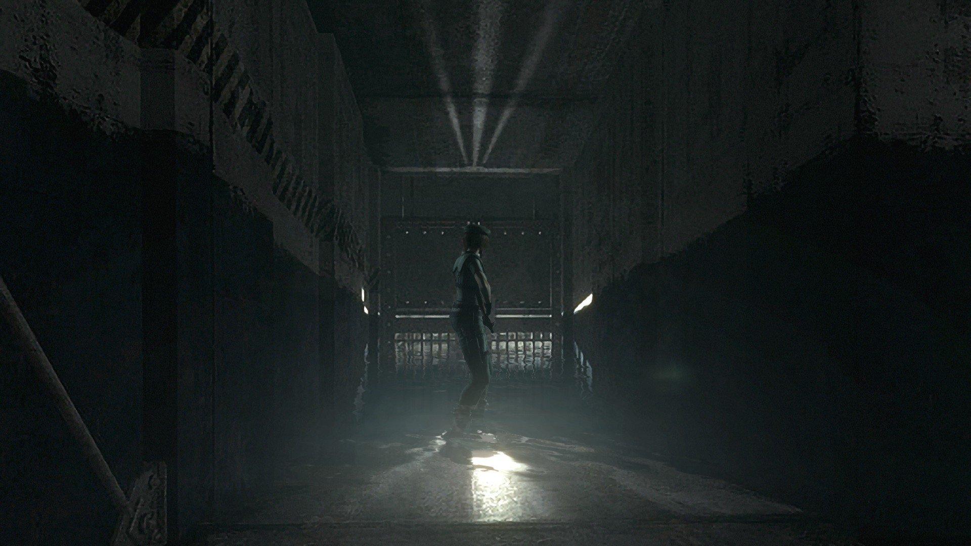 Resident Evil HD REMASTER 7