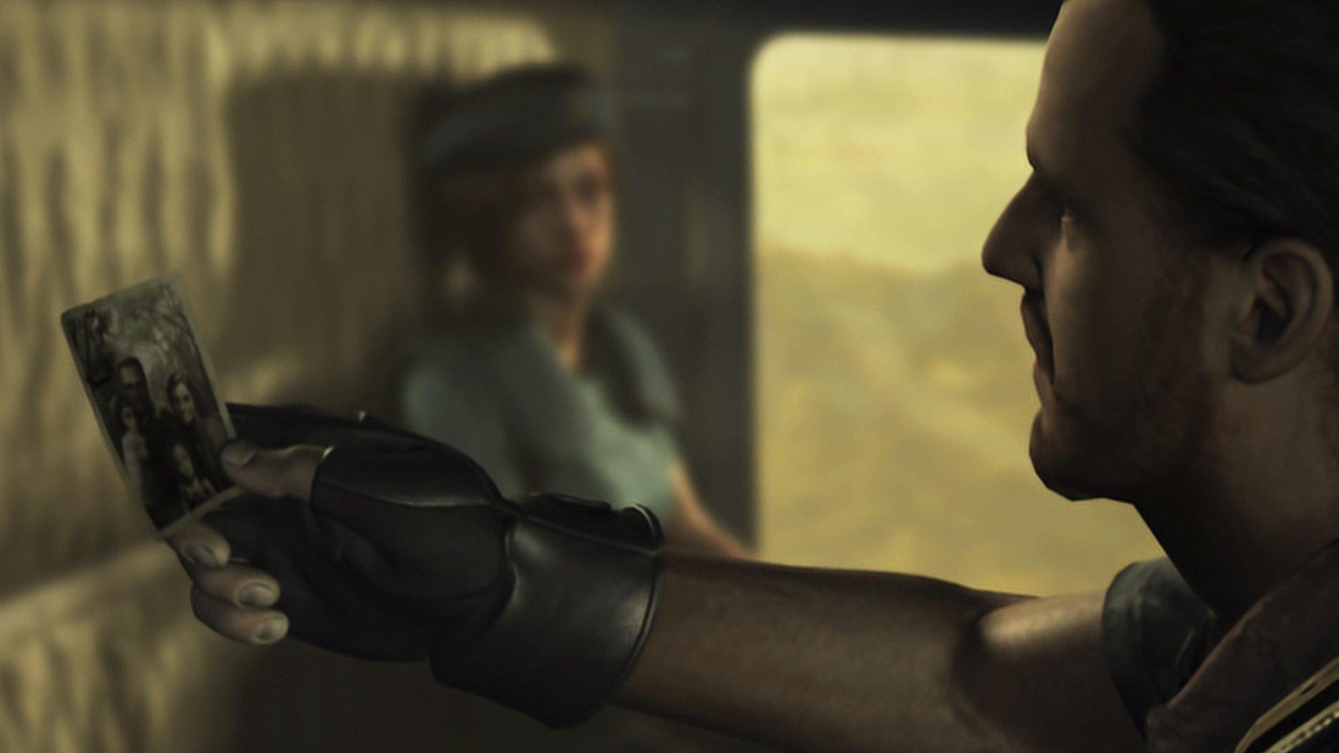 Resident Evil HD REMASTER 8
