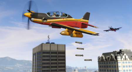 Grand Theft Auto V, GTA 5 Steam 21