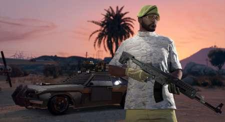 Grand Theft Auto V, GTA 5 Steam 27