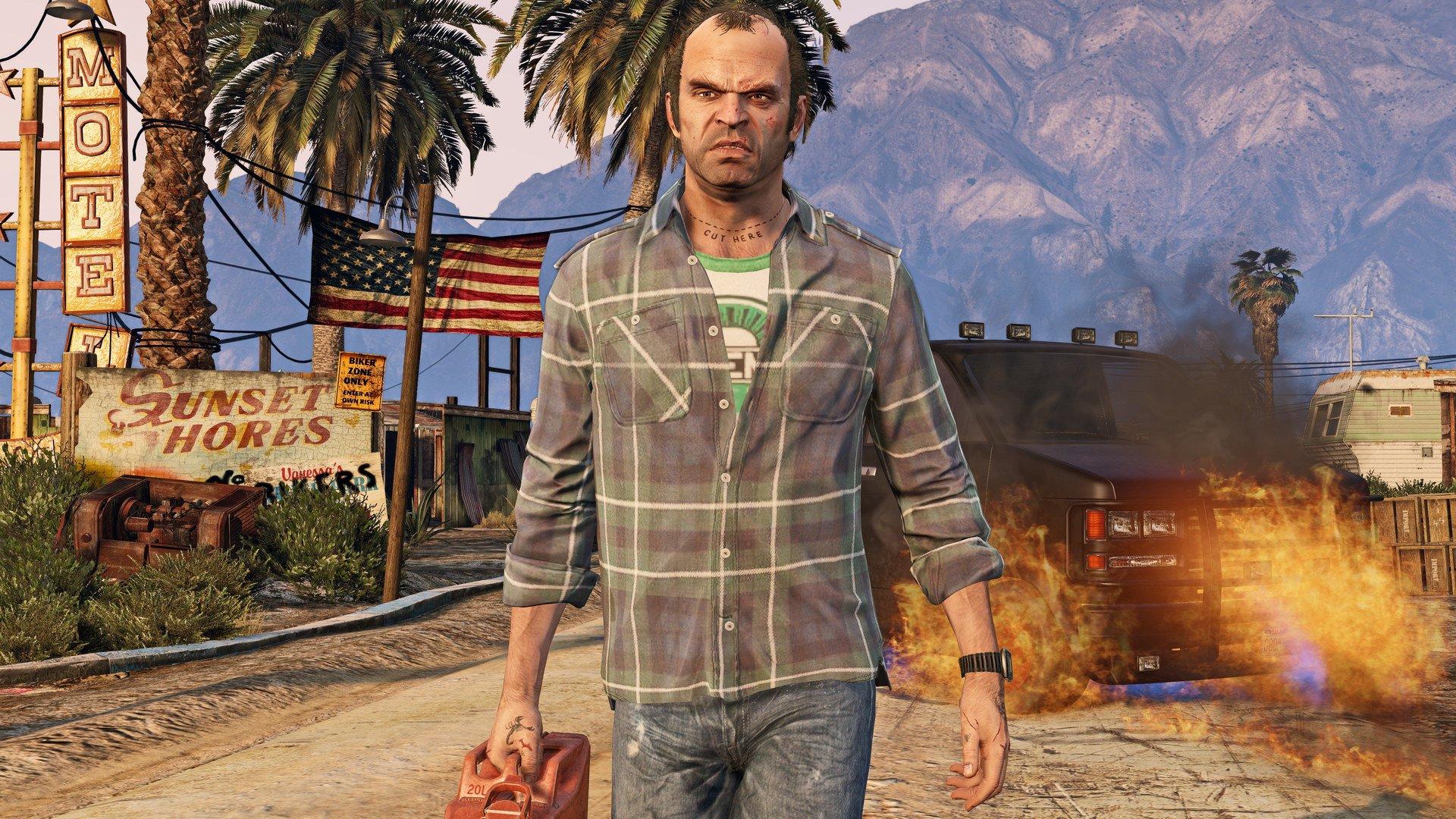 Grand Theft Auto V, GTA 5 Steam 56