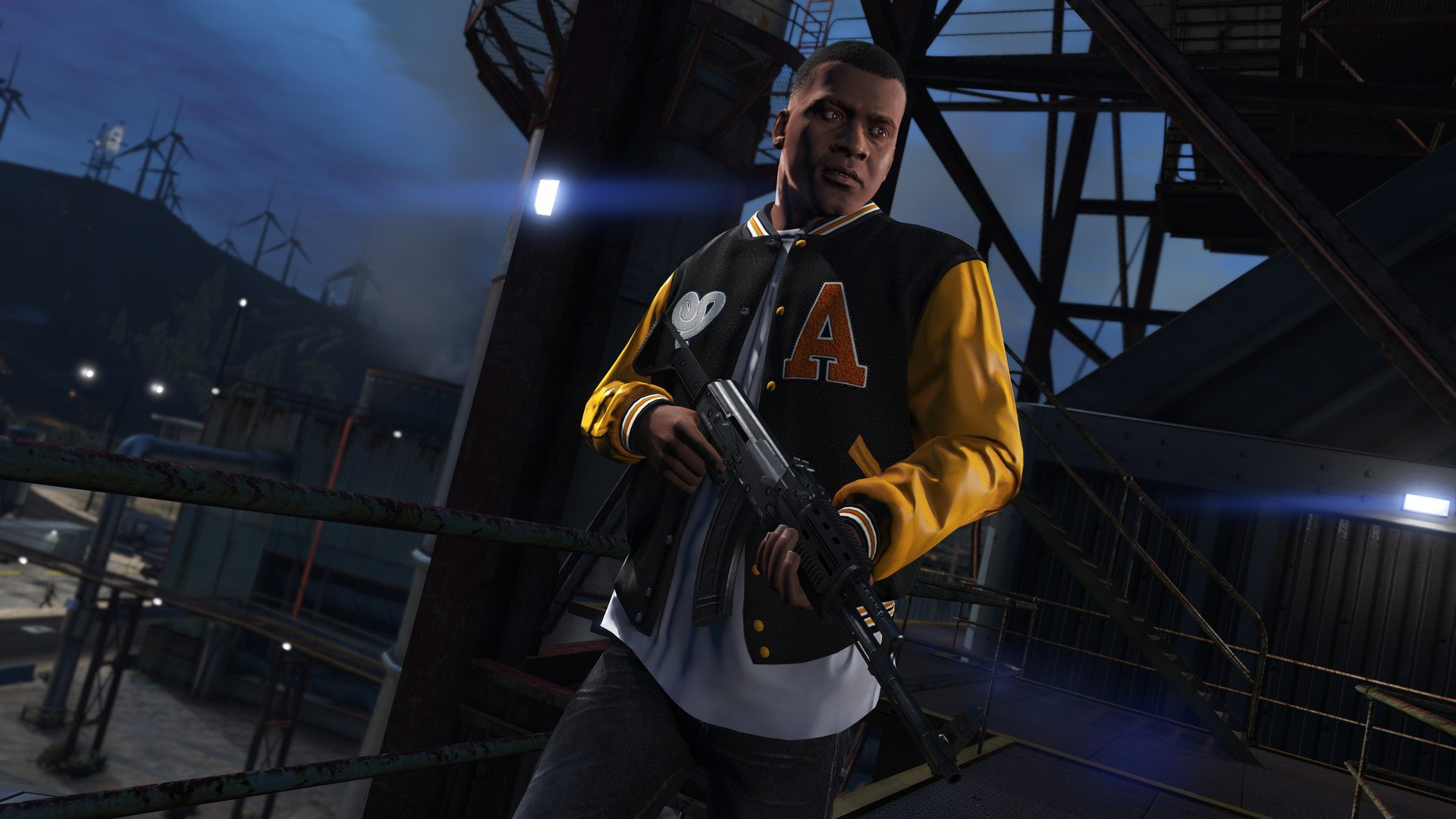 Grand Theft Auto V, GTA 5 Steam 62
