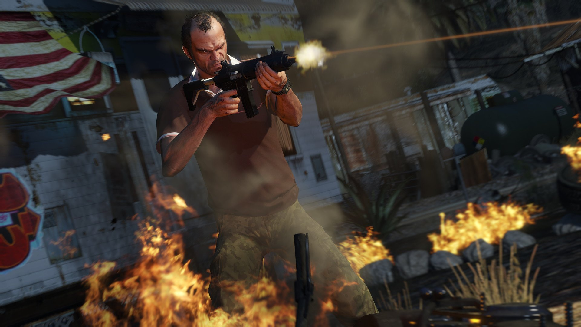Grand Theft Auto V, GTA 5 Steam 64