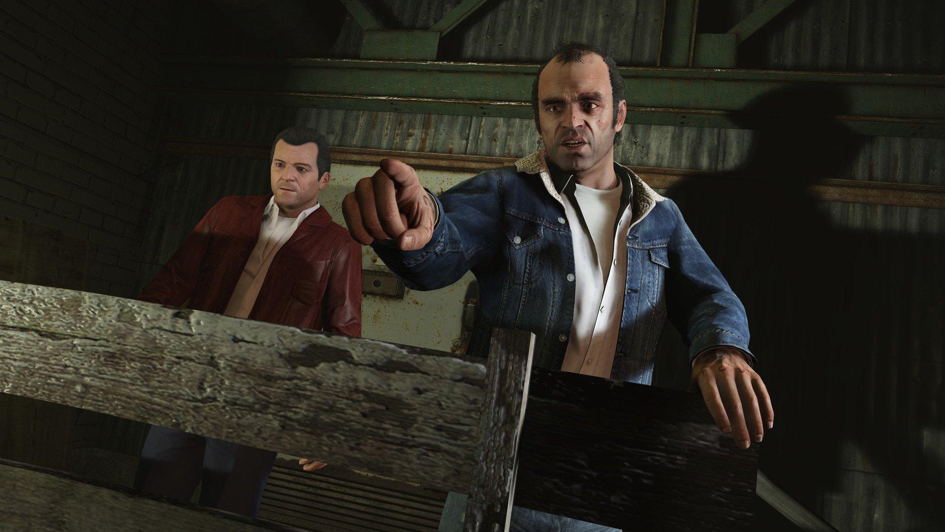Grand Theft Auto V, GTA 5 Steam 68