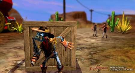 The Gunstringer Xbox 360 2341