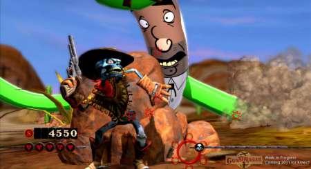 The Gunstringer Xbox 360 2342