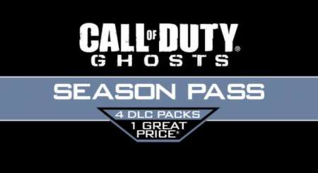 Call of Duty Ghosts + Season Pass 1