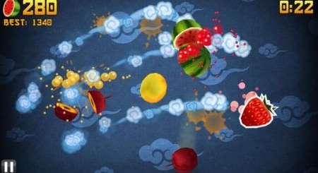 Fruit Ninja Xbox 360, Kinect 2345