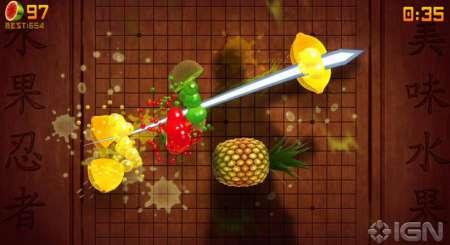 Fruit Ninja Xbox 360, Kinect 442