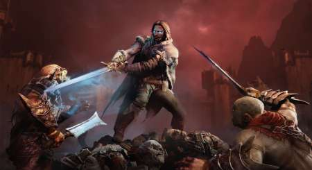 Middle-Earth Shadow of Mordor Lord of the Hunt 3