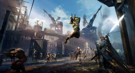 Middle-Earth Shadow of Mordor Lord of the Hunt 9