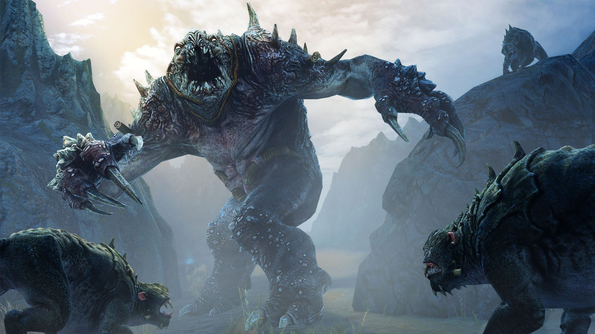 Middle-Earth Shadow of Mordor Lord of the Hunt 6