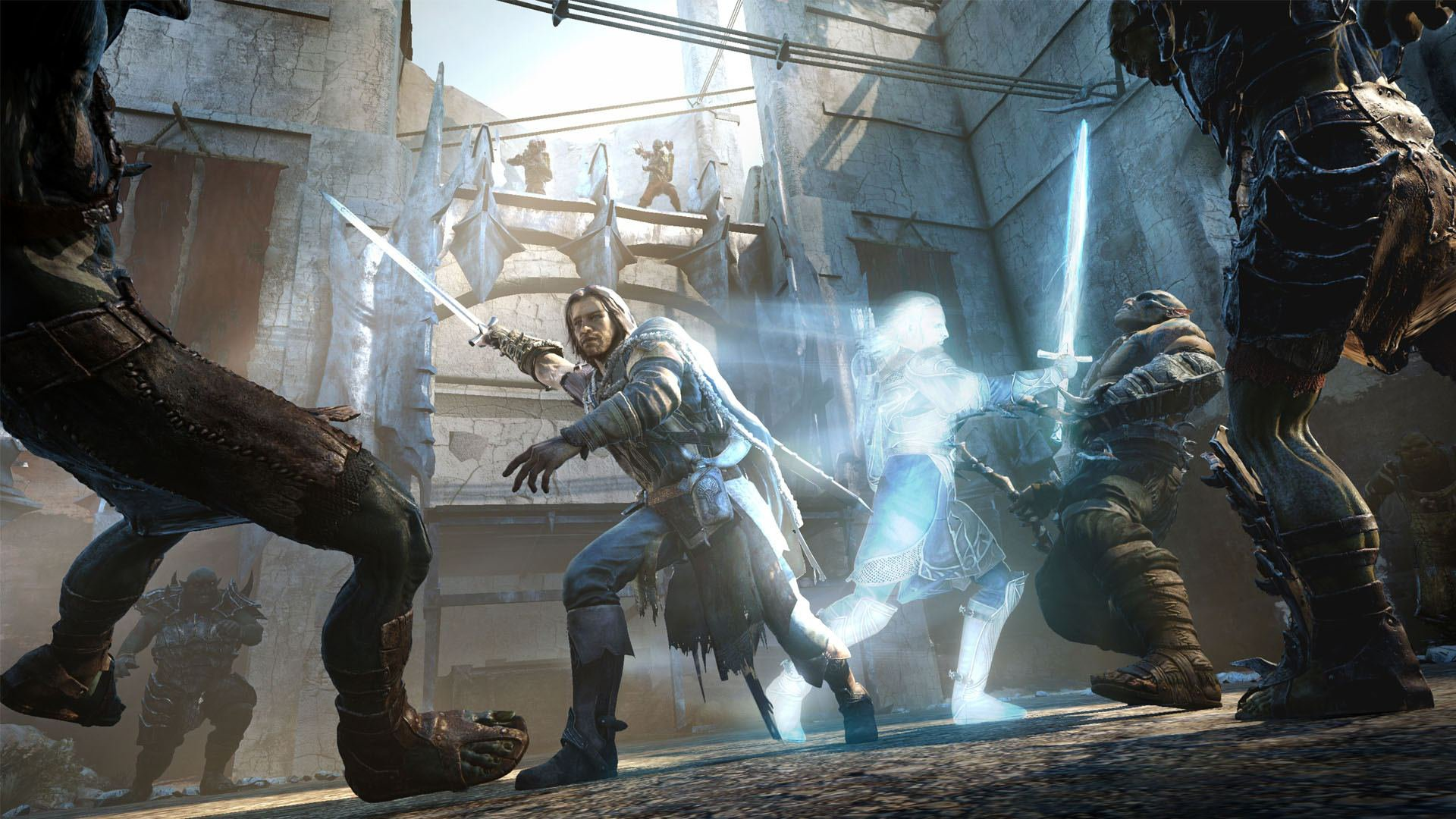 Middle-Earth Shadow of Mordor Lord of the Hunt 7