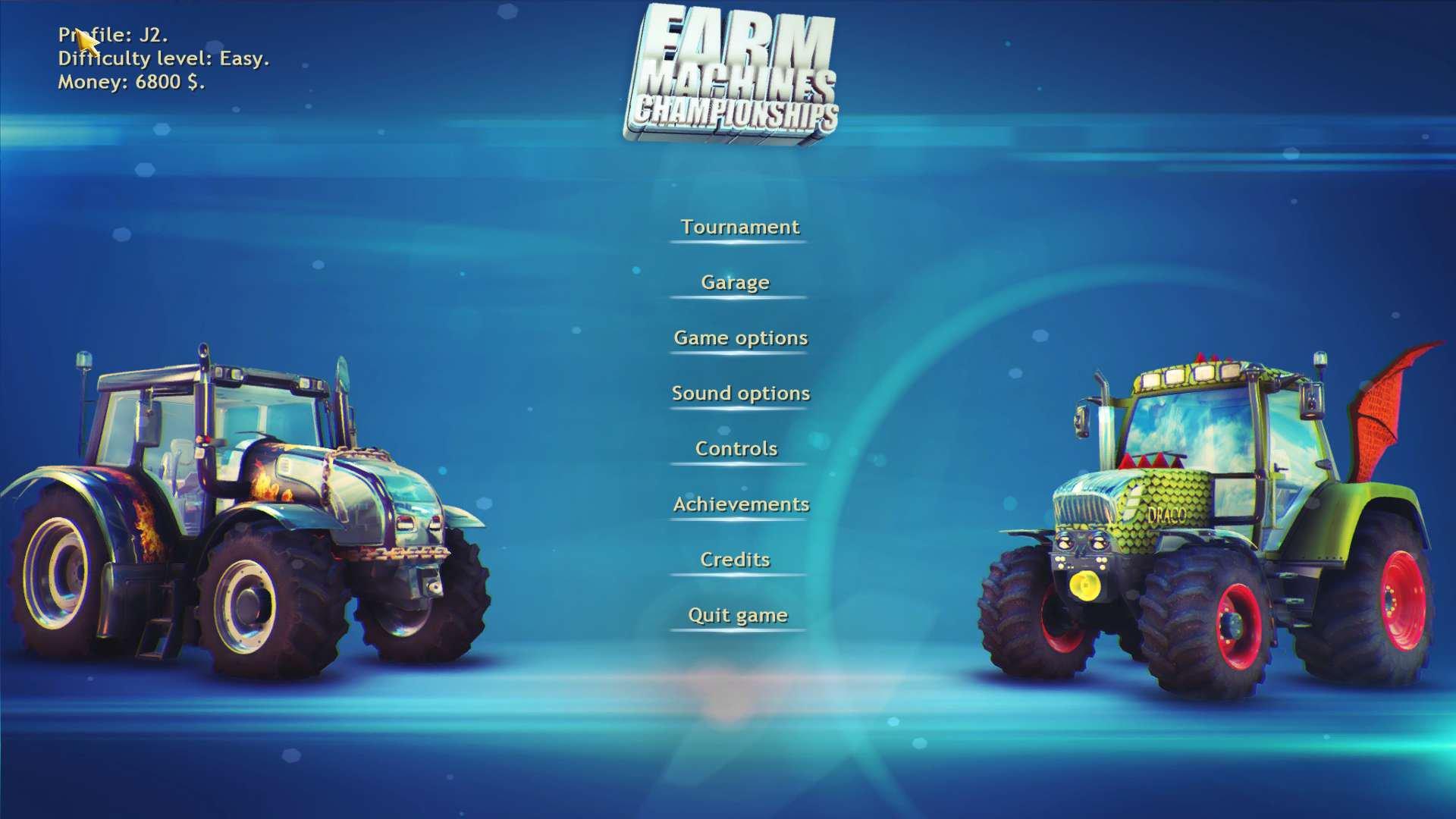 Farm Machines Championships 2014 10