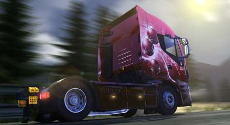 Euro Truck Simulátor 2 Christmas Paint Jobs Pack 6