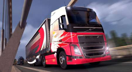 Euro Truck Simulátor 2 Polish Paint Jobs Pack 1