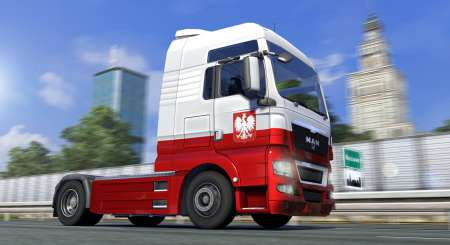 Euro Truck Simulátor 2 Polish Paint Jobs Pack 2