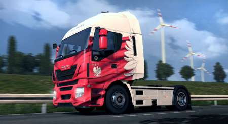 Euro Truck Simulátor 2 Polish Paint Jobs Pack 3