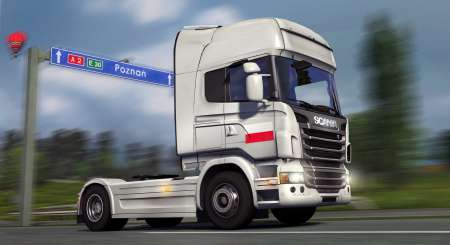 Euro Truck Simulátor 2 Polish Paint Jobs Pack 4