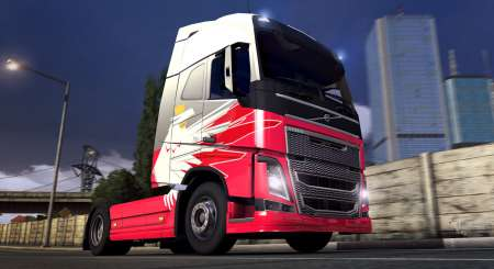 Euro Truck Simulátor 2 Polish Paint Jobs Pack 5