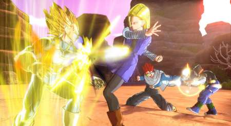 Dragon Ball Xenoverse 10