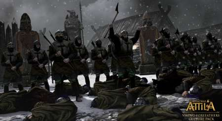Total War Attila Viking Forefathers Culture 1