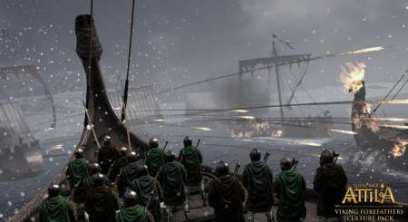 Total War Attila Viking Forefathers Culture 2